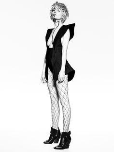 SPIKY SHADOW Vest | blon.D | NOT JUST A LABEL