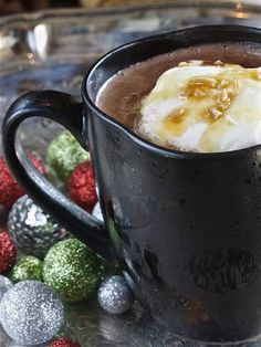 Ways to Amp Up Your Cup of Hot Cocoa - iVillage