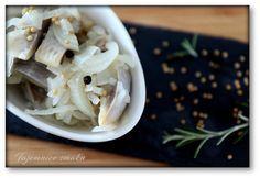 Śledzie w zalewie octowej z gorczycą – Tajemnice smaku