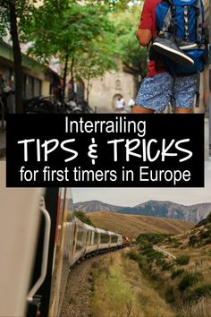 11 Interrailing Tips and Tricks Use these top 11 interrail tips and tricks to make the most of your first time interrailing across Europe. The post 11 Interrailing Tips and Tricks appeared first on Star Elite. Travel Around Europe, Europe Travel Tips, European Travel, Travel Advice, Time Travel, Travel Guides, Solo Travel, Travel Hacks, Asia Travel