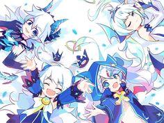 All of them are so cute Lu Elsword, Elsword Game, Anime Chibi, Kawaii Anime, Manga Art, Anime Art, Otaku, Dark Drawings, Waifu Material