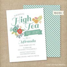 008bfc1fc57f15add3aa3c7e9e6ba9f9 high tea invitations invitation set reserved custom for smonomoyw 30 high tea baby shower invitation,Tea Baby Shower Invitations