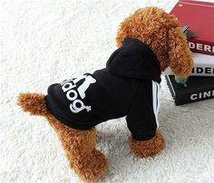 Dog Hoodie for Small-Medium Dogs