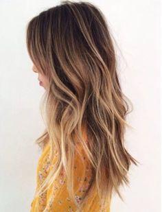 hair color inspiration by Anja Burton
