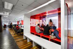 Consejos y Diseños Creativos para Oficinas http://www.arquitexs.com/2015/03/disenos-creativos-para-oficinas.html