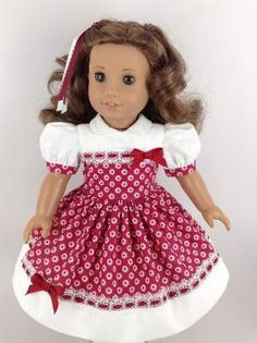 American Girl 18-inch Doll Clothes Vintage by HFDollBoutique by cindy