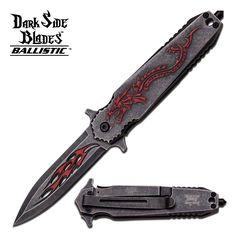 Swords of Might - DARK SIDE BLADES RED DRAGON STILETTO KNIFE, $7.99 (http://www.swordsofmight.com/dark-side-blades-red-dragon-stiletto-knife/)