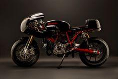 Electrifying: Digital Directiv's custom Ducati   Bike EXIF