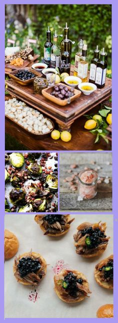 ... Huckleberry Sauce and Fennel and Red Cabbage Slaw http://www.pinterest