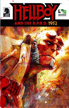 Hellboy and the B.P.R.D. by Bill Sienkiewicz *