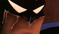 Batman: The Animated Series - Batman/Bruce Wayne Batman Gif, Batman Cartoon, Batman Mask, I Am Batman, Cartoon Gifs, Bruce Timm, Tim Drake, Damian Wayne, Jason Todd