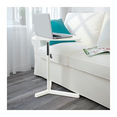 SVARTÅSEN Stojan na laptop - bílá - IKEA