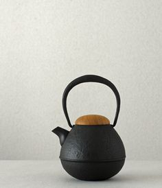 The curated kitchen: Japanese iron teapots