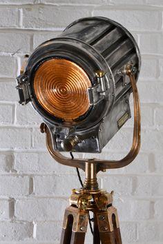 The Iconic Mole Richardson Theatre Light | Artifact Interiors | Artifact Lighting
