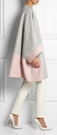Stylish coat for autumn 2016