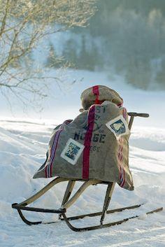 Norsk julepost, norway