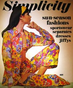 Corby, 1966, Simplicity Catalog 60s And 70s Fashion, Seventies Fashion, Teen Fashion, Retro Fashion, Fashion Models, Vintage Fashion, Style Année 60, 1960s Style, Retro Outfits