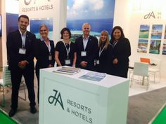 We had a great #WTM #2014 in #London. Thanks to everybody who came to our stand. During the week, we officially launched #JAManafaru, Maldives - just one of 7 stunning properties across the #UAE & #IndianOcean that we showcased at the #WorldTravelMarket !