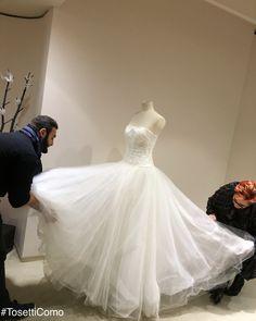 Oggi in Atelier, #Stilista e #WeddingPlanner a confronto per una creazione unica ed originale dedicata ad una sposa speciale.....perché ogni abito deve rispecchiare il vostro #sogno e realizzarlo STAY TUNED #AlessandroTosetti #BarbaraFilippini #Agenzia1870 #TosettiComo #TosettiSposa #Abitidasposa2016 #AbitiDaSposaComo https://www.facebook.com/media/set/?set=a.1251512441532077.1073741831.907414762608515&type=3