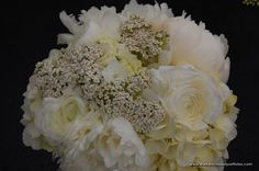 wedding bouquets with hydrangeas and peonies - Google Search