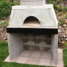 Rustic Outdoor Pizza Ovens, Diy Outdoor Kitchen, Outdoor Oven, Backyard Kitchen, Outdoor Pizza Oven Kits, Outdoor Kitchens, Outdoor Cooking, Outdoor Spaces, Pizza Oven Outside