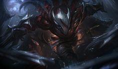 Blood Moon Talon   League of Legends League of legends 4k