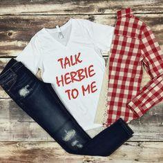 Talk Herbie To Me. Nebraska Husker Football Game Day!