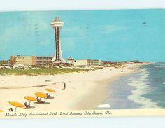 Pre-1980 MIRACLE STRIP AMUSEMENT PARK AT BEACH West Panama City Beach FL M7665