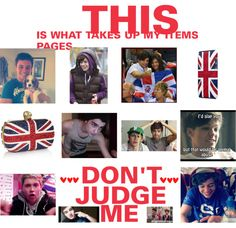 Include on this Alfie Deyes, Marcus Butler, and Jack and Finn Harries!!! Kind of have have a weird love for British things!!
