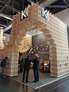 Euroshop Duesseldorf 2017 / and it let's have a show of hands. Exhibition Stall, Exhibition Booth Design, Exhibition Display, Display Design, Store Design, Expo Stand, Interactive Installation, Showroom Design, Retail Design