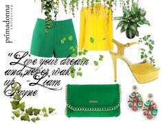 Qui da Primadonna Collection c'è già aria di primavera... Live your dream and never wake up...