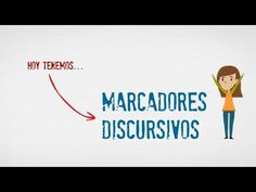 Marcadores discursivos - Tapas de español. For debating, discussing, combining ideas