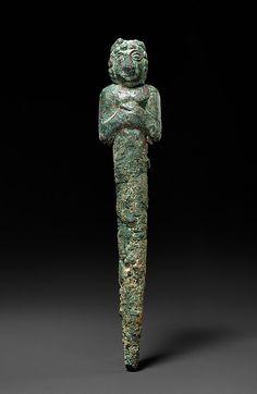 Sumerian deity