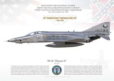 """UNITED STATES AIR FORCEMISSISSIPPI AIR NATIONAL GUARD 186TH TACTICAL RECONNAISSANCE GROUP, 153RD TACTICAL RECONNAISSANCE SQUADRONKey Field ANGB, MS. 198950TH ANNIVERSARY """"MAGNOLIA MILITIA"""". 1939-1989"""