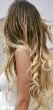 ombre is cool now... just don't touch up your hilite for 6 months & you'll get this naturally. It's exactly what mine looks like lol. Glad to know it's hip. Haha
