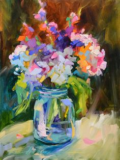 Original artwork from artist Dreama Tolle Perry on the Daily Painters Gallery