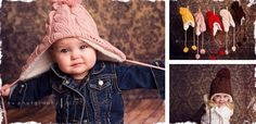 Children's Lined Cable Knit Beanie! at VeryJane.com