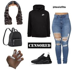 Junior Fashion Outfits, Teen Swag Outfits, Teenage Girl Outfits, Cute Casual Outfits, Summer Fashion Outfits, Nike Outfits, Cute Summer Outfits, Simple Outfits, Outfits For Teens