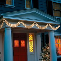 12 best Xmas Lights images on Pinterest | Christmas lights, Holiday ...