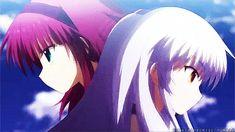 angel beats anime gifs - Google Search
