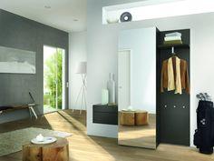 Neo hallways make a fabulous entrance to any home
