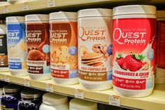 choosing the right protein supplement - protein 101. an easy to understand protein cheat sheet!