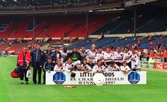 Manchester United - 1997 Charity Shield Winners