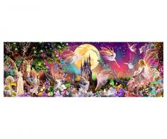 With brilliant purple, pink and green hues, this Wild Garden wall mural has a bold style. Its silhouetted forest flowers and curling leaves give it a modern flare. Wild Garden Wall Mural comes on 4 panels. Kids Wall Murals, Forest Flowers, Flower Wall Decor, Blooming Flowers, Home Wall Decor, Fairy Land, Cool Wallpaper, Modern Wall, Wall Colors