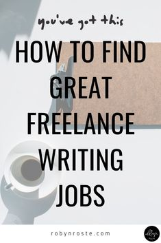 When you're a new freelancer, finding freelance writing jobs may seem like an overwhelming task. And I understand how finding a gig—any gig—can feel a bit like luck. Where do you even start looking? And when you find someone looking for a writer, how do you know the job is any good? Online Writing Jobs, Freelance Writing Jobs, Online Jobs, Fiction Writing Prompts, Writing Tips, Did You Know, Get Started, Writer, About Me Blog