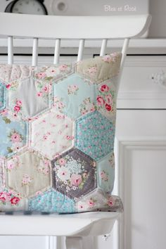 Quilted pillow                                                       …
