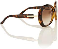 Gucci Ladies GG3534/S Havana Sunglasses on shopstyle.com