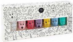 amazing packaging for kids nail polish -- nailmatic!!