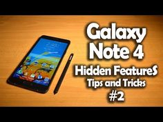 Samsung Galaxy note 4, hidden features tips and tricks #2
