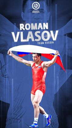Roman Vlasov, 77kg Greco-Roman Wrestler. Proud Member of Team Russia. Olympic Wrestling, Olympics, Roman, Russia, Photo And Video, Joy, Wallpapers, Phone, Instagram